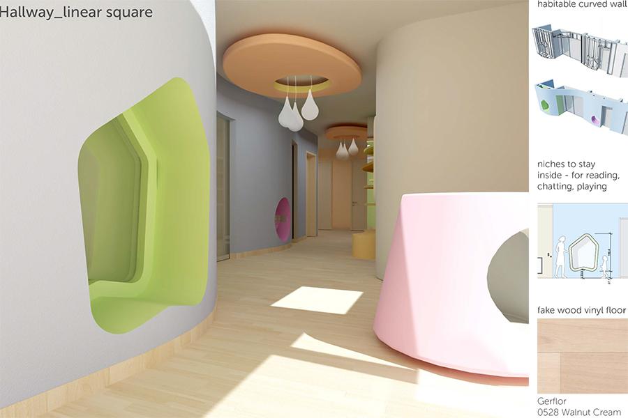 Full interiors